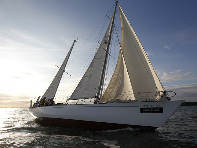 Gipsy (and me!) in the 2013 RTIR
