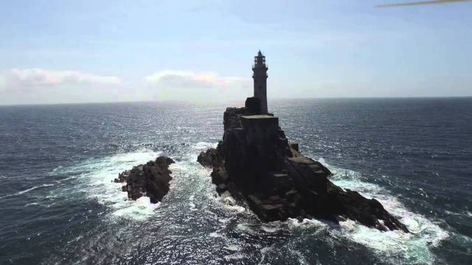 The legend itself- Fastnet Rock